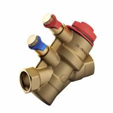 """Автоматический балансировочный клапан PICV (Ballorex Dynamic) c 2 измерительными ниппелями DN32 (1 1/4""""), 4.44 м3/ч, COMAP"""
