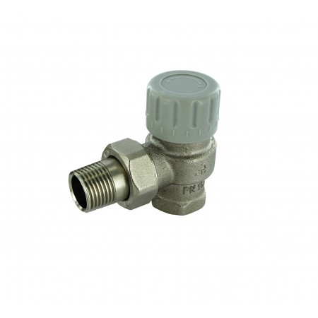 """Термостатический клапан угловой тип 804R с увеличенным Kv, 1/2"""", М30, COMAP"""