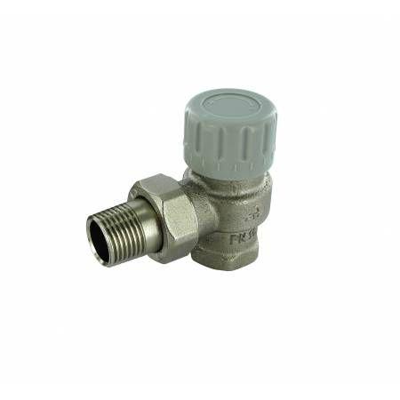 """Термостатический клапан угловой тип 804R с увеличенным Kv, 3/4"""", М30, COMAP"""