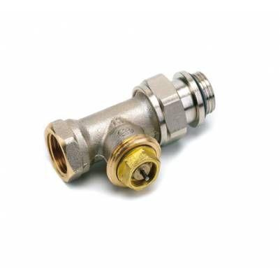 """Термостатический клапан прямой тип R809B с фиксированным Kv, 1/2"""", М28 O-Ring, COMAP"""