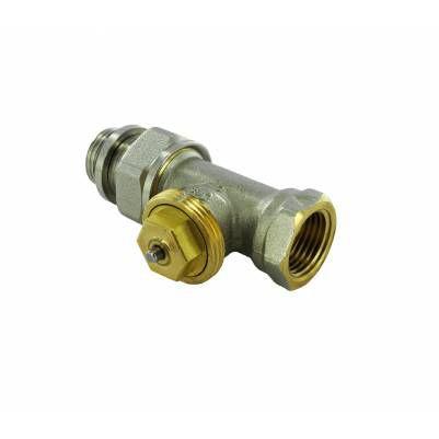 """Термостатический клапан прямой тип R859B с регулируемым Kv, 1/2"""", М28 O-Ring, COMAP"""