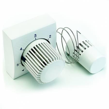 Головка термостатическая c выносным датчиком 2м 6803C M28x1,5, COMAP