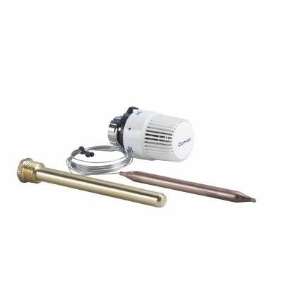 Головка термостатическая c погружным датчиком 0,5м 6803STD M30x1,5, COMAP