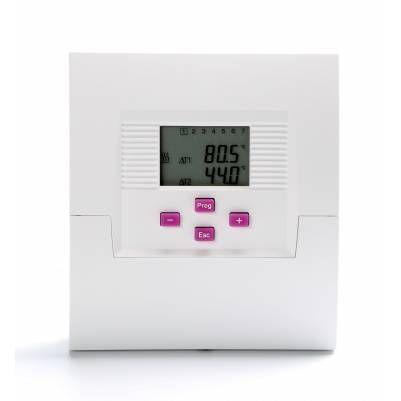 Погодозависимый контроллер CETA 104 Set OT (управление: 1 прямым контуром, горелкой, бойлером)