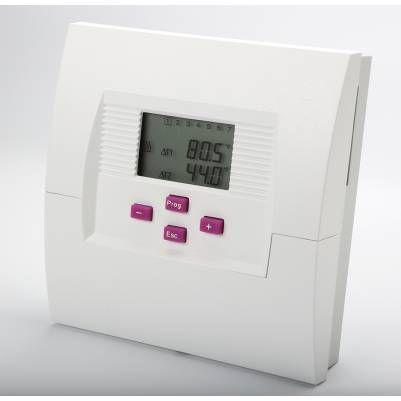 Погодозависимый контроллер CETA 107 Set OT (управление: прямой и смесительный контура, бойлер)
