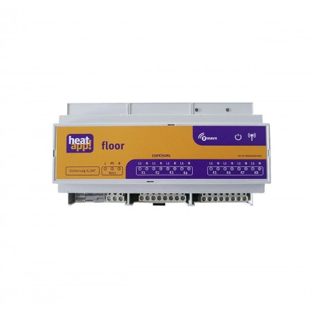 Клеммная панель (контроллер теплого пола) heatapp! Floor