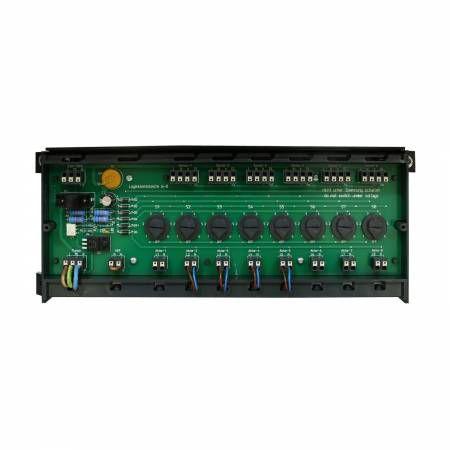 Логическая клеммная панель RT-STA 230В Comfort hansalogiX RT8-STA14, 8 зон, HANSA