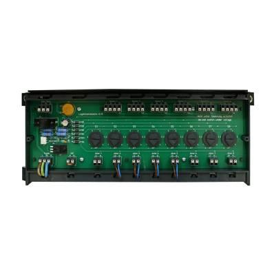 Логическая клеммная панель RT-STA 230В Standart hansalogiX RT8-STA14, 8 зон, HANSA