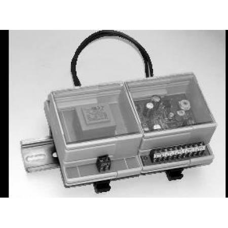 Конвертер THETA ZM 0-10 В 0-10 В. Подключение к шине T2B. Монтаж на DIN-рейку.