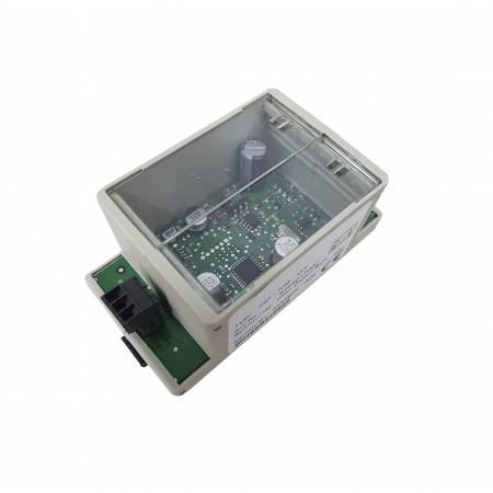 Модуль каскадный THETA ZM KM-OT для управления котлами по OpenTherm. Монтаж на DIN-рейку.