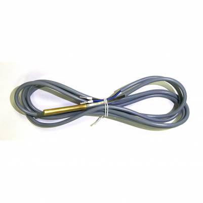 Датчик температуры KVT 20/2/6 погружной для котла/бойлера. Длина кабеля 2 м.