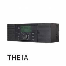 Консоль MS-K с выполненной разводкой для настенного монтажа контроллеров серии Theta . Арт. 100504