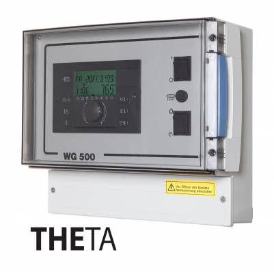 Шкаф WG 500 для настенного монтажа контроллеров серии THETA (без контроллера)