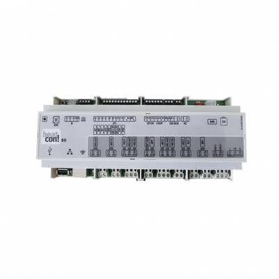 Масштабируемый контроллер погодозависимого управления heatcon! EC 1321 pro OpenTherm