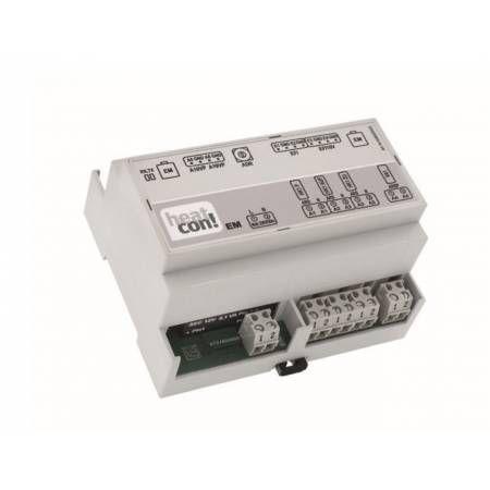 Модуль расширения, монтаж на DIN-рейку heatcon! EM 100