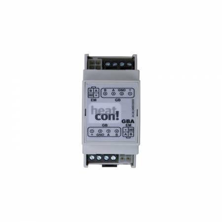 Модуль сопряжения 3-х контроллеров heatcon! EC heatcon! GBA