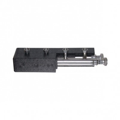 Распределительный коллектор HKV 125 мм на 4 выхода, HANSA