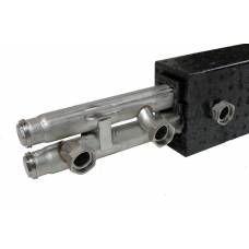 Распределительный коллектор HKV 160 мм на 3 выхода, HANSA