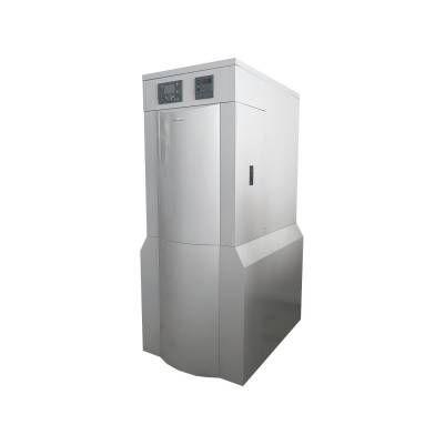Напольный газовый котел SND 20, 10-20 кВт, с бойлером 150 л., HANSA