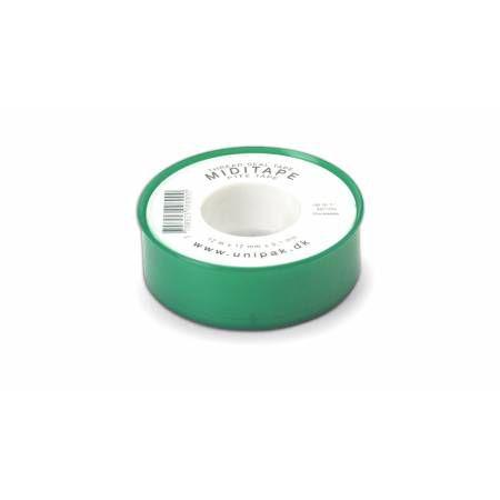Фум-лента MIDITAPE (13,2 м х 12 мм х 0,1 мм), Unipak