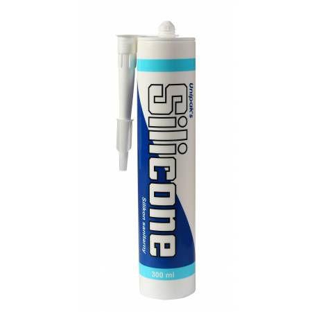 Силиконовый герметик UNIPAK (бесцветный) (300 мл), Unipak