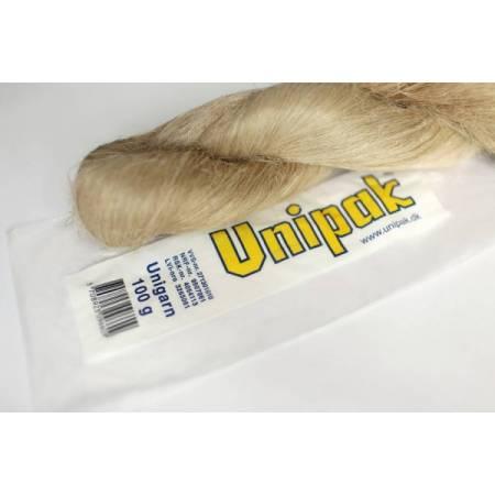 Лён сантехнический (в полиэт. уп.) 100 гр., Unipak