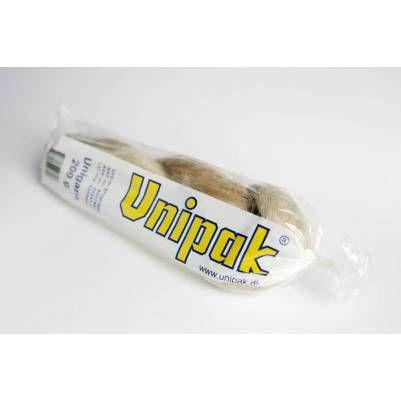 Лён сантехнический (в полиэт. уп.) 200 гр., Unipak