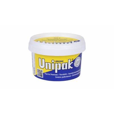 Паста для уплотнения резьбовых соединений 360г (вода/пар), UNIPAK