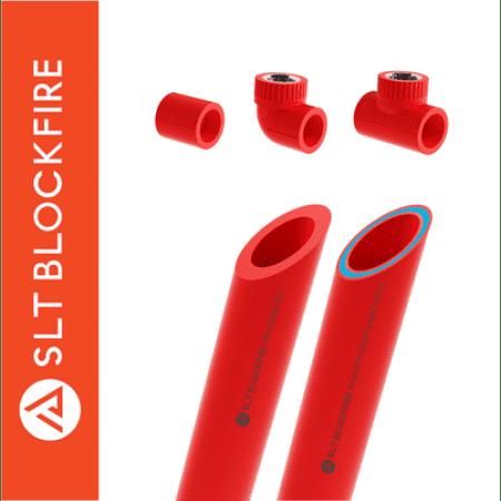 Полипропиленовые трубы для систем пожаротушения