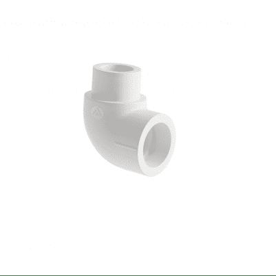 Отвод ППР внутренний/наружный 90°, SLT AQUA